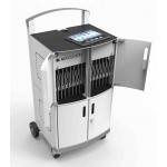 Compulocks Brands Cl-Duo Universal Charging Cart Tablet & MacBook Up To 13 In 32 Units