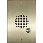 Doorbell Fon Dp28Nbm Intercom Brass Door Station