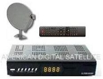 FTABundle1 HD FTA Sat Receiver + Lnb + Dish Combo Kit