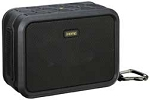 iHome Portable Bluetooth Speaker Black Ibn6B