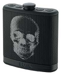 iHome Portable Bluetooth Speaker Skull Ibt12Kbc