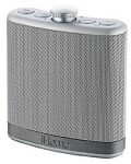 iHome Portable Bluetooth Speaker Silver Ibt12Sc