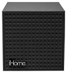 iHome Portable Bluetooth Speaker Black Ibt16Bbc