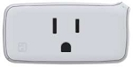 iHome Wi-Fi Enabled Wall Plug Isp5Ww4Tc