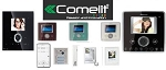 Comelit 8166 Video Kit W-Powercom Entrance