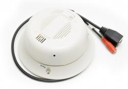 MiniGadgets Smoke Detector Hidden Wifi IP Camera