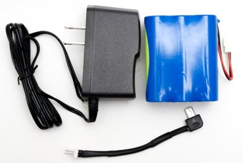 6 Month GPS Battery Pack Charger MiniGadgets 6cellGPS