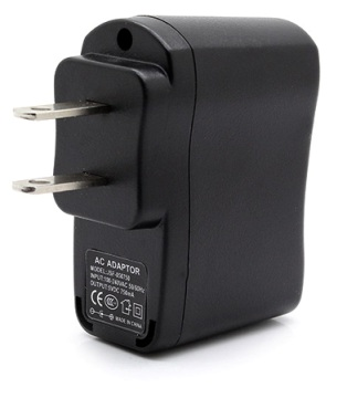 5V USB Output MiniGadgets AC Adapter