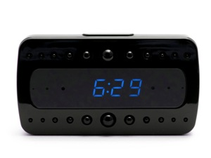 WIFI Mini Clock Camera MiniGadgets WIFI Cam MCC1080WIFI