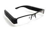 MiniGadgets HD Clear Glasses Spy Camera
