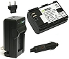 Panasonic Vw-Ad20Ppk AC Adaper-Battery Charger