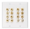 Russound 2500520531 Wall Plate