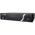 Speco D4Cs500 4 CH 500Gb embedded DVR Twitter Notify