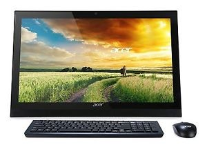 Acer Az3-615Uh28-Bdh Aspire Touchscreen AIO PC DQ.SV9AA.011