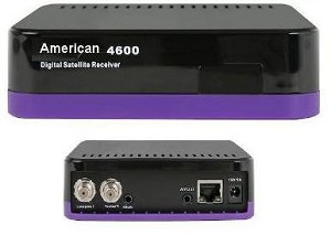 SatBox 4600  American Digital Satellite
